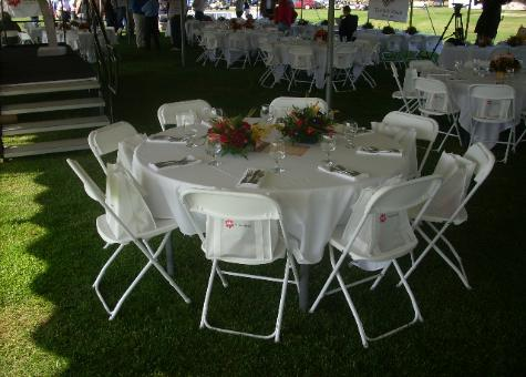 Lima Ohio Table Chair Tent Rental